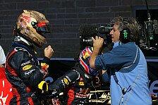 Formel 1 - Vettel: Hatte Ferrari weiter vorn erwartet