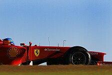 Formel 1 - Alonsos Erfolg hängt vom Rennbeginn ab