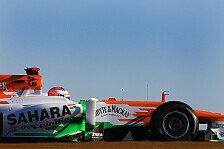 Formel 1 - Force India künftig mit Ferrari-Motoren?