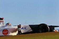 Formel 1 - Sauber-Piloten wollen Mercedes abfangen