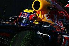 Formel 1 - Lichtmaschine bleibt Red-Bull-Sorgenkind