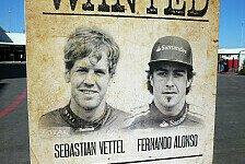 Formel 1 - Vettel mit Extraschichten für den Titel