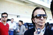 Formel 1 - Fittipaldi Präsident der Fahrer-Kommission