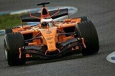 McLaren 2017: Beste Chancen auf oranges Auto