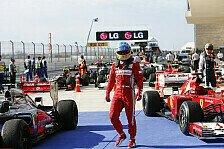 Formel 1 - Domenicali verteidigt Massa-Getriebemanöver