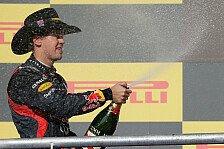 Formel 1 - Vettel: Verpasster Sieg in besonderem Rennen