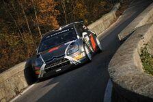 Mehr Rallyes - Kubica vor Sieg bei der Rallye du Var