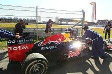 Formel 1 - Renault rät Red Bull zu Lichtmaschinen-Wechsel