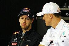 Formel 1 - Vettel: Druck von außen ist normal
