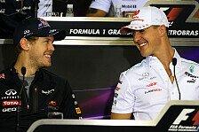 Michael Schumacher: Warum Sebastian Vettel ihn so sehr vermisst