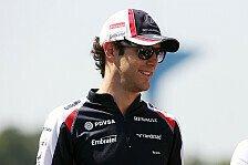 Formel E - Bruno Senna im Formel-E-Drivers-Club