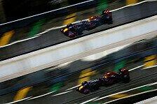 Formel 1 - Vettel: Es ist noch viel mehr drin