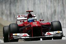 Formel 1 - Alonso: Keine Überraschung