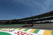Formel 1 - Kurz vor Rennstart: Alle Infos zum Wetter
