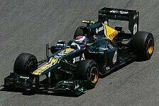 Formel 1 - Caterham präsentiert den CT03 am 5. Februar