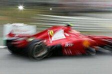 Formel 1 - Massa will vor Vettel ankommen