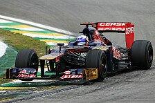Formel 1 - Toro Rosso zeigt STR8 am 4. Februar