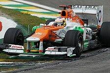 Formel 1 - Force India will Fahrer nicht nach Geld wählen