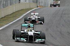 Formel 1 - Kaltenborn auch mit Konstrukteurs-Rang 6 stolz