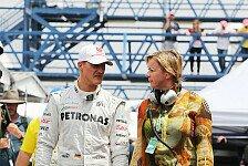 Michael-Schumacher-Managerin Sabine Kehm: Darum wird geschwiegen