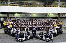 Formel 1 - Was ist bei Williams los?