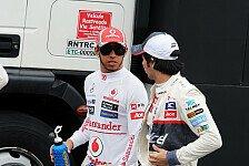 Formel 1 - Perez: Dem Druck bei McLaren gewachsen