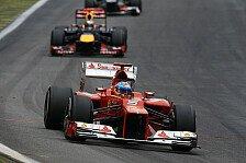 Formel 1 - Alonso: Stolz auf das Team