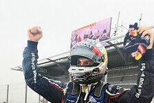Formel 1 - Dritter WM-Titel: Vettel sprachlos