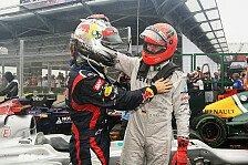 Formel 1 - Schumacher zu Vettel: Zieh den Helm aus!