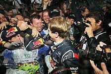 Formel 1 - Vettel: Titelgewinn eine Team-Leistung