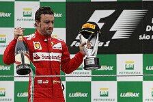 Formel 1 - Ferrari schmerzt Titelverlust
