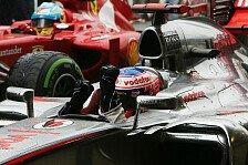 Formel 1 - McLaren hofft auf starken Winter