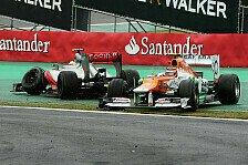 Unschöner Formel-1-Rekord: Nico Hülkenbergs Podium-Fluch