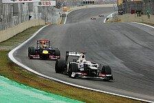 Formel 1 - Gelbe Flaggen: Ferrari ohne Vorwürfe gegen Vettel