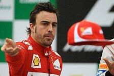Formel-1-Geschichte, Brasilien 2012: Alonso, der tragische Held
