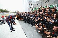 Formel 1 - Vettel findet Prämie für Mitarbeiter gut