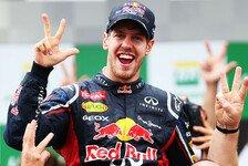 Formel 1 - Vettel spricht von schmutzigen Tricks der Rivalen