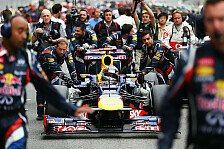 Formel 1 - Lauda: Vettel ist der beste Fahrer