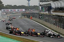 Formel 1 - Vettel: Kein Frust wegen Überhol-Kritik