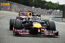 Formel 1 - Horner droht: 2013 noch besser