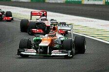 Formel 1 - Annikas Highlight 2012: Die Underdogs