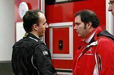 WRC - Kubica stellt umfangreiches Programm vor
