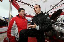 Mehr Rallyes - Kubica nicht bei ERC-Auftakt am Start