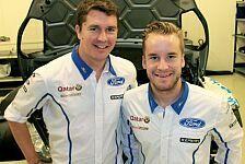 WRC - Östberg wird Latvala-Nachfolger