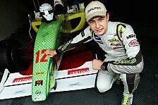 WS by Renault - Tuscher gibt in Aragon für Zeta Gas