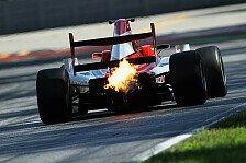 Formel 2 - Formel-2-Saison 2013 abgesagt