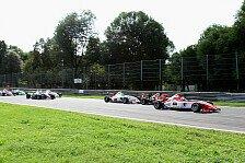 Formel 2 - Bilder: Beste Bilder 2012