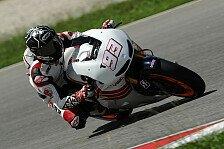 MotoGP - Harter erster Gesamt-Testtag in Malaysia