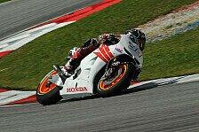 MotoGP - Marquez rechnet nicht mit Podestplatz