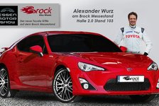 Auto - Brock Alloy Wheels mit neuen Designs Essen